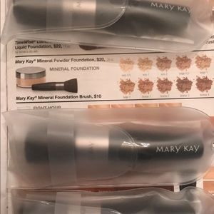 Mary Kay Mineral Foundation Brush